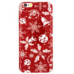 Για Θήκη iPhone 7 / Θήκη iPhone 6 / Θήκη iPhone 5 IMD tok Πίσω Κάλυμμα tok Χριστούγεννα Μαλακή TPU AppleiPhone 7 / iPhone 6s Plus/6 Plus