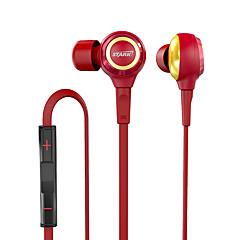 Neutre produit EP915 Ecouteurs Intra-AuriculairesForLecteur multimédia/Tablette / Téléphone portable / OrdinateursWithAvec Microphone /