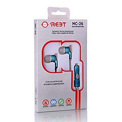 Neutral produkt MC-26 Høretelefoner (Pandebånd)ForMedieafspiller/Tablet Mobiltelefon ComputerWithMed Mikrofon DJ Lydstyrke Kontrol Gaming