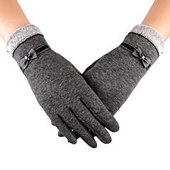 Handschoenen Activiteit/Sport Handschoenen Dames Fietshandschoenen Voorjaar / Herfst / Winter WielrenhandschoenenHoud Warm / Anti-Slip /