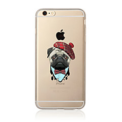 One dog Pattern TPU Soft Case Cover for Apple iPhone 7 7 Plus iPhone 6 6 Plus iPhone 5 5C iPhone 4