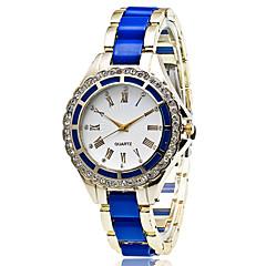 Dames Heren Dress horloge Modieus horloge Polshorloge Unieke creatieve horloge Vrijetijdshorloge Chinees Kwarts Legering BandBedeltjes