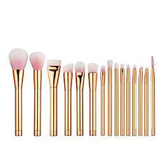 15Wimperkam (plat) / Wimperkam (rond) / Wimperkwast Verfkwast / Eyelash Brush / Concealerkwast / Waaierkwast / Poederkwast /