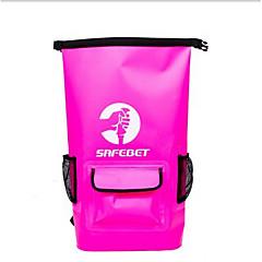 45 L Vandtæt Dry Bag Svømning / Strand Udendørs Vandtæt / Vandtæt Lynlås / Flydende / Multifunktionel Lyserød / Blå Klæde Other