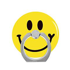 Uchwyt do telefonu Biurko / Obuwie turystyczne Uchwyt pierścieniowy / Obrót 360° Żel silica for Telefon komórkowy