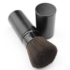 1 Blush Brush / Powder Brush Nylon Professional / Portable Metal Face