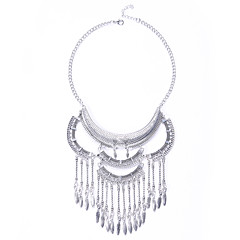 Women's Jewelry Alloy Tassels Fashion Euramerican Silver Jewelry Wedding Party Daily Casual 1pc