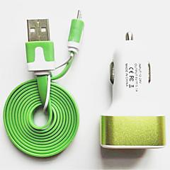 USB 2.0 Kaikki yhdessä Kaapeli Käyttötarkoitus Huawei / Sony / Nokia / HTC / Motorola / LG / Lenovo / Xiaomi 100 cm ABS