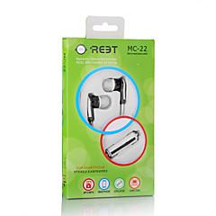 Neutral produkt MC-22 Høretelefoner (Pandebånd)ForMedieafspiller/Tablet Mobiltelefon ComputerWithMed Mikrofon DJ Lydstyrke Kontrol Gaming