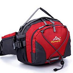 20 L Csomag derékra Túrázó napi csomag Kerékpár Hátizsák Utazás Duffel Szabadidős sport Kempingezés és túrázás Utazás FutásBeépített