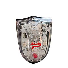 Pyöräilyvalot / Polkupyörän jarruvalo / Leikkeet ja kiinnikkeet LED - Pyöräily Smart paristot 20 Lumenia Patteri / USB Pyöräily-Promend