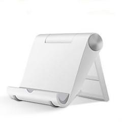 Suportes para Celular De Mesa / De Cama Suporte Ajustável Plástico for Celular / Tablet