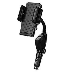 Βάση και στήριξη τηλεφώνου Αυτοκίνητο Ρυθμιζόμενη βάση / Σταντ με Μετασχηματιστή Πλαστικό for Κινητό Τηλέφωνο