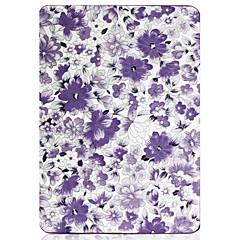 caja de cuero de la PU patrón de flor de 6 pulgadas con el sueño de nuevo enciende 2016 (Kindle 558)
