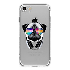 Dog 2  TPU Case For Iphone 7 7Plus 6S/6 6Plus/5S SE