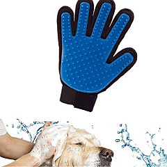 Cat Dog Cleaning Baths Pet Grooming Supplies Waterproof Breathable Casual/Daily Blue