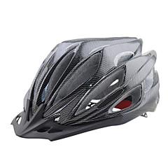 FTIIER Lightweight Bike Helmet Removable Hat Helmet Insect Net Protective Mountain Bike Helmet