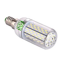 7W E14 Lâmpadas Espiga T 120 SMD 3014 550-650 lm Branco Quente / Branco Frio Decorativa V 1 pç