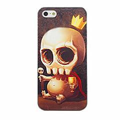 Για Με σχέδια tok Πίσω Κάλυμμα tok Κρανίο Μαλακή TPU για AppleiPhone 7 Plus / iPhone 7 / iPhone 6s Plus/6 Plus / iPhone 6s/6 / iPhone