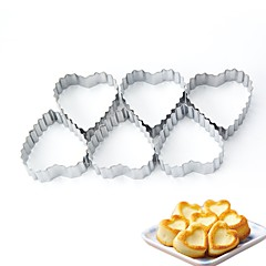 May Fifteenth Mold Heart For Cookie Metal Christmas / Birthday / New Year's / DIY