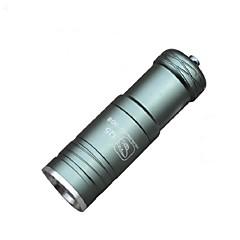 Latarki LED / poświata światła rowerowe LED 280-320Lm Lumenów 4.0 Tryb Cree XR-E Q5 16340Wodoodporne / Superlekkie / High Power / Łatwe