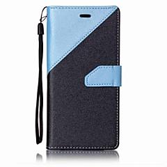 For Sony Xperia XZ XP XA Splicing PU Phone Case