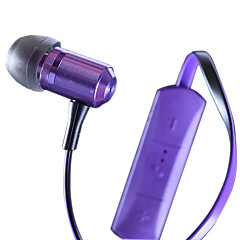 OVLENG S9 Słuchawki douszneForOdtwarzacz multimedialny / tablet Telefon komórkowy KomputerWithz mikrofonem DJ Regulacja siły głosu Radio