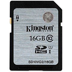 Kingston 16 GB Karta SD karta pamięci Class10