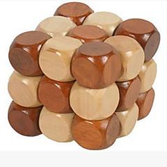 Kong Ming blokady Zabawki Drewniany 5-7 lat 8-13 lat 14 lat i powyżej