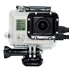Protective Case Lens Filter For Gopro 3 Gopro 2 Skate Snowmobiling Boating Kayaking Wakeboarding Ski/Snowboarding