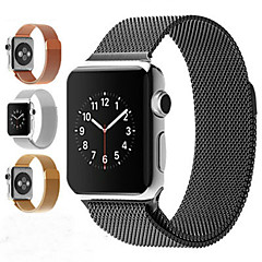 Milan Milanese Stainless Steel Strap watchband Strong magnet Watch Bands for Apple iwatch