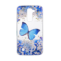 For LG V20 V10 Case Cover Butterfly Pattern Back Cover Soft TPU for K10 K8 K7 G5 G4 G3