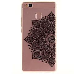 Voor IMD hoesje Achterkantje hoesje Mandala Zacht TPU voor Huawei Huawei P9 Lite Huawei P8 Lite Huawei Honor 8 Huawei Enjoy 5