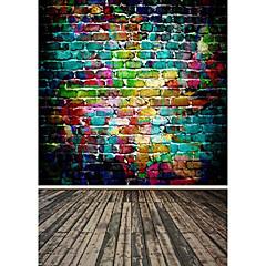 arco iris de colores de fondo estudio de fotografía fondos de fotografía 5x7ft