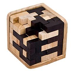 Układanki edukacyjne Kong Ming blokady Zabawki Kwadrat Drewniany 5-7 lat 8-13 lat 14 lat i powyżej
