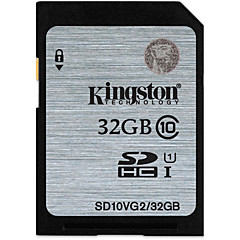 Kingston 32 GB Karta SD karta pamięci UHS-I U1 Class10