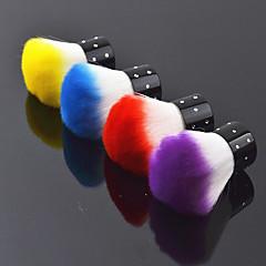 Manicure Kit Nail Dust Brush Nail Make-Up Brush Cleaning Brush Polish Suit Small Hair Brush*2Pcs