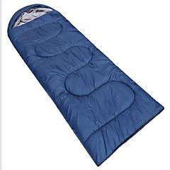 침낭 직사각형 침낭 싱글 10 중공 코튼 650g 200X75 캠핑 / 여행 / 실내 방수 / 비 방지 / 바람 방지 / 통풍 잘되는 / 폴더 / 휴대용 / 밀폐 기능 Soaring