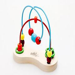 Odstresowywujący Zabawka edukacyjna Kula Cylindryczny Drewniany Dla chłopców Dla dziewczynek