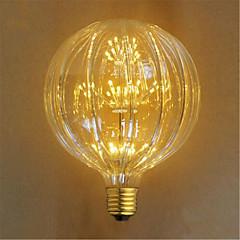2W E26/E27 Glødepærer 49 Dyp Led 100 lm Gul Dekorativ AC 220-240 V 1 stk.