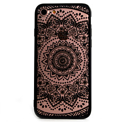 For Præget Etui Bagcover Etui blondedesign Hårdt PC for Apple iPhone 7 Plus iPhone 7 iPhone 6s Plus/6 Plus iPhone 6s/6 iPhone SE/5s/5