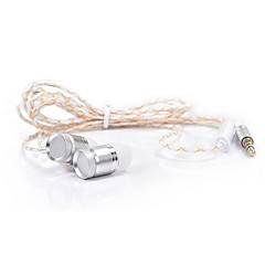 JKR JKR-301 Kanaal-oordopjes (in gehoorgang)ForMediaspeler/tablet / Mobiele telefoon / ComputerWithmet microfoon / DJ / Volume Controle /