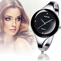 Women's Watch Casual Big Minimalism Dial Alloy Bracelet Cool Watches Unique Watches Fashion Watch