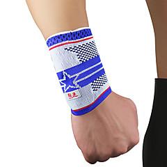 Orteza dłoni i nadgarstka Stabilizator nadgarstka na Sport i rekreacja Badminton Kolarstwo/Rower Bieganie UniseksŁatwe ubieranie