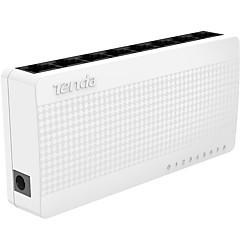 tenda s108 8 poorten ethernet switch kleine en slimme desktop-switch 8 * 10/100 mbps RJ45-poorten poe netwerken switchs