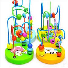 Odstresowywujący Zabawka edukacyjna Okrągły Kula Cylindryczny Drewniany Dla chłopców Dla dziewczynek