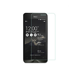 huyshe eenvoudig te installeren anti-kras waterdicht anti-fingerprint gehard glas screen protector asus zenfone5