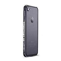 Voor Mat hoesje Bumper hoesje Punk Hard Aluminium voor Apple iPhone 7 Plus iPhone 7