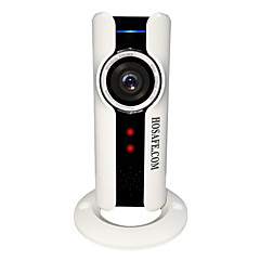 HOSAFE® 720P Wi-Fi 180 Degree Fisheye Panaromic VR IP Camera Support 32GB Micro SD Card Recording Night Vision Motion Detection Two Way Speak