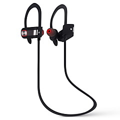 New 4.1 Bluetooth Earphones Sweatproof Earbuds Apt-X Wireless Sports In-Ear Noise Cancelling Headsets  with Mic for Phones and Other Bluetooth Devices